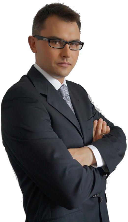 Grzegorz Cieślik - Adwokat, Prawnik Warszawa Centrum